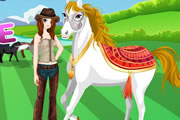 Лошадь Тессы