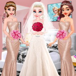 The Day Before Elsa Wedding