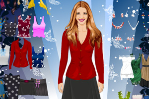 Whitney Port Dress-up