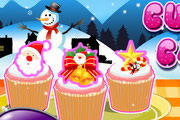 X-mas Cuppy Cake